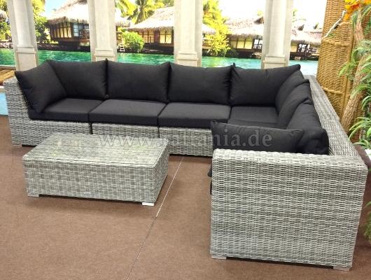 Superb Rattania Loungegarnitur Vigo Polyrattan Eckgarnitur Cjindustries Chair Design For Home Cjindustriesco