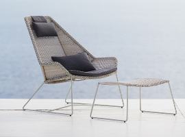 "Loungesessel ""Breeze"""