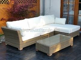 Rattania Rattan Lounge Lounge Gartenmobel Pool Liegen